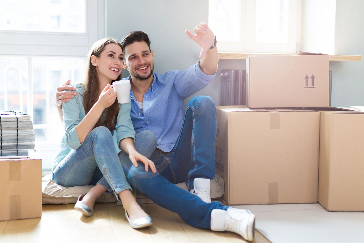 4 Ways to Reduce Stress While Moving
