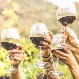4 Tips for Bringing Wine to a Party